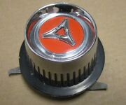 1967 1968 1969 Dodge Nice Used Hubcap Wheelcover Dome Wheel Cover Hub Cap