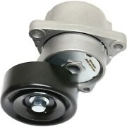 Serpentine Belt Tensioner With Pulley For Nissan Altima Sentra Rogue 2.5l