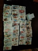 Lot Of 100 Mint Unused Unnamed Holy Prayer Cards 1950s