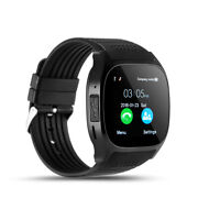 Bluetooth Smart Watch Unlocked Phone Camera For Android Smart Cell Phone T8