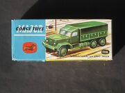 Corgi Toys Major International 6 X 6 Army Truck 1118 Mint In Old Style Package
