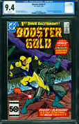 Booster Gold 1 Cgc 9.4 1st Appearance Dc Comic Book 2006593001