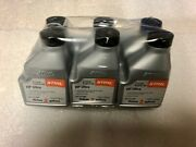 6 Pc Stihl Hp Ultra Synthetic Oil 501 Mix Each 5.2oz Makes=2 Gal 2-cycle Engine