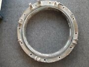 Vintage Wwi / Wwii Military Brass Or Bronze Port Hole- Bottom 8