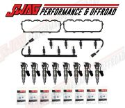 03-07 Oem Ford Injector Kit Includes Injectors Gp Gp Harnesess Vc Gaskets