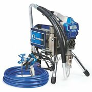 Graco Ultra 395 Pc Electric Airless Sprayer, Stand 17e844