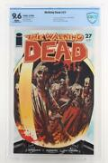 Walking Dead 27 -near Mint- Cbcs 9.6 Nm+ Image 2006 - 1st App Of The Governor