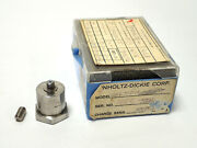 Unholtz-dickie 75d21 Accelerometer Vibration Transducer W/ Mounting Screw Works
