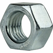Grade 5 Finished Hex Nuts Electro Zinc Plated Steel All Sizes Available