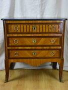 Late 19th Century French Dresser - Marquetry