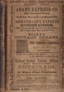 Isaac Costa / Gopsill's Philadelphia City And Business Directory For 1868-9