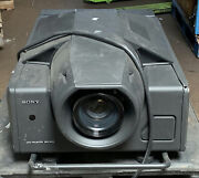 Sony Srx-s105 Large Venue Lcd Projector Native 4k 4096x2160 As-is