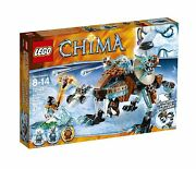 New Lego Legends Of Chima Sir Fangarand039s Saber-tooth Walker 70143