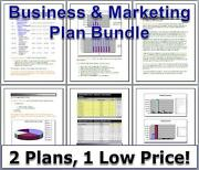 How To Start Up - Gourmet Mobile Food Truck - Business And Marketing Plan Bundle