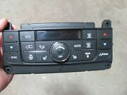 2011-2016 Dodge Caravan/chrysler Town And Country A/c Climate Control P55111367af