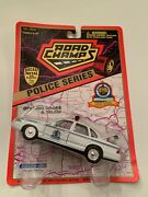 Road Champs Police Series Helena Police Dept. Die Cast 143, B151