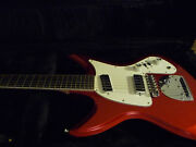 Eastwood Ichiban 6 String Electric Guitar Version 1 Mid 2000s W/ Ohsc Very Rare