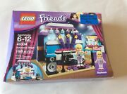 Lego Friends 41004 Rehearsal Stage Set In Sealed Box