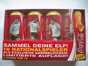 Rare Coca Cola Cans Fifa World Cup 2006 Germany Special Limited Edition