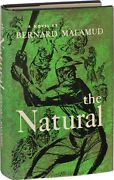 The Natural By Bernard Malamud First Edition 1st Printing 1952 Hardcover