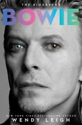 David Bowie - The Biography By Wendy Leigh - Book