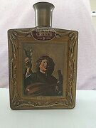 Vintage Collectible Jim Beam Choice Decanter Bottle 1970's-the Merry Lute Player