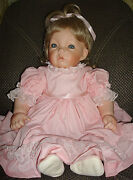 German Eanda Bisque Head And Limbs Cloth Body Doll Beautiful Inner And Outer Garment