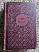 The Holy Bible 1907 Translated Out Of Original Tongues American Bible Society