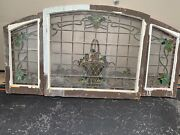 Stained Glass Basket Of Fruit 3 Pc. Set