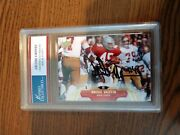 Archie Griffin Ohio State Buckeyes 2014 Upper Deck Autographed Card