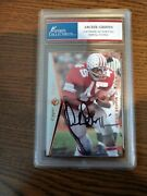 Archie Griffin Ohio State Buckeyes 2012 Sp Upper Deck Autographed Card