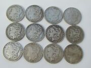 11899-s Morgan Silver Dollars-1 Bid=1 Coini Will Choose 1 From Pictured920