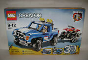 New 5893 Lego Creator Offroad Power 3 In 1 Building Toy Sealed Box Retired A