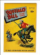 Buffalo Bill Picture Stories 2 [1949 Fn-] The Pool Of Mystery