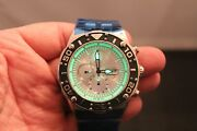 Aragon Enforcer Valjoux 7750 Dive Watch Limited Edition Lume 50mm Full Kit
