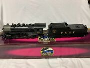 Mth Premier Pittsburgh West Virginia 2-8-0 H9 Consolidation Steam Engine Ps2 Ln