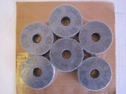Lot Of 6 Norton 2-3/4 X 3/4 X 20 Grinding Wheels 69936617616 New