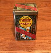 Manning And Mackay's Cough Drop Tin Made In England