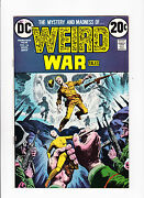 Weird War Tales No.16  1973  Great Voodoo Doll Cover