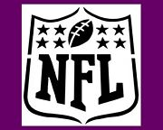 Your Choice Any One Of 32 + Nfl Team Logo Stencils Size=12x12 +free Stencil