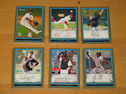 2010 Bowman Base Prospects Chrome Usa Refractors And Draft Large 743 Card Lot