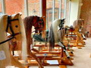 Stunning Vintage And Antique Rocking Horses New Horses Added - Free Delivery