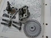 Aermacchi Sprint 350 Used 1973 Up Oil Pump 26200-63pa