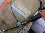Aermacchi Sprint New Old Stock/new In Pkg Rear Brake Cable 42254-73p