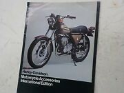 Aermacchi 250 New Old Stock 1974 International Accessories A50012