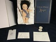 R John Wright Millennium Kewpie 2000 Limited Edition Signed Tag New In Box