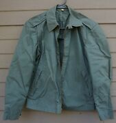 Army Officer Named Jacket Manand039s Water Repel. Ag 274size 36r Loc G5 Grn