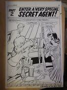 Patsy And Hedy 109 7 Page Story Enter A Very Special Agent Al Hartley