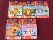 Lot Leap Frog Leap Pad Pre-math And Reading Interactive Book And Game Cartridge