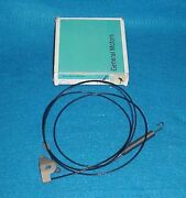 Nos 72 73 74 75 Chevy Impala Caprice Convertible Folding Top Hold Down Lh Cable